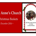 Christmas Baskets 2016 photo album thumbnail 1